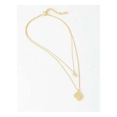 Basque Women's Delicate Layered Necklace Number 1 Selling YLXTSUX -