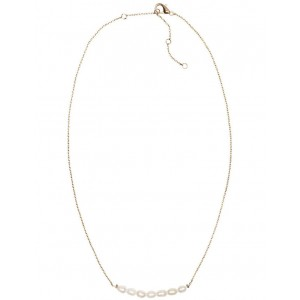 Review Women Pearl Necklace IPNXIHN -