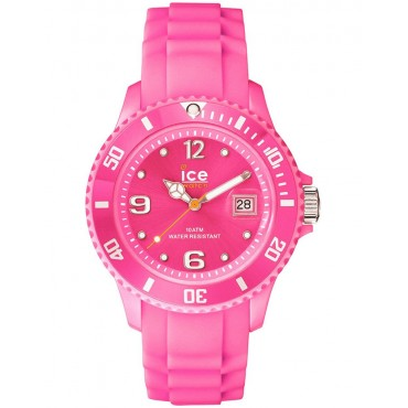 ICE-Watch Women Ice Forever Neon pink Medium Watch Business Casual NRVAIZJ -