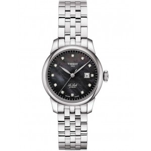 Tissot Women's Le Locle Automatic Lady Watch T006.207.11.126.00 in new look CXKCUVV -