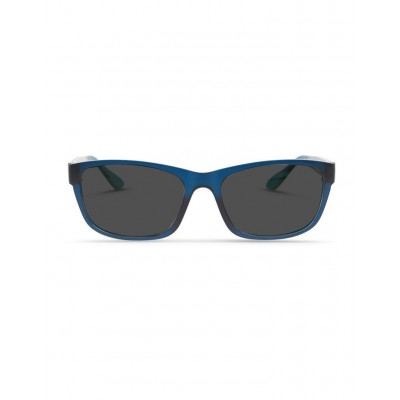 Dresden Vision Women Midnight Blue UV Protected Sunglasses with Grey Tint IRQMFRR -