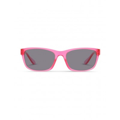 Dresden Vision Women Power Pink UV Protected Sunglasses with Grey Tint on style NPNVDQO -
