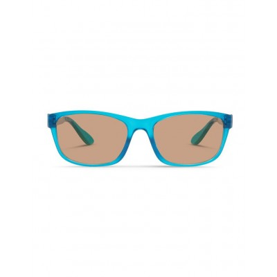 Dresden Vision Women's Azure Blue UV Protected Sunglasses with Brown Tint KQSHFZG -
