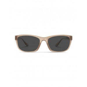 Dresden Vision Women's Sepia Brown UV Protected Polarised Sunglasses with Grey Tint Business Casual KAUSDZZ -