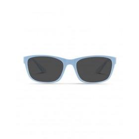 Dresden Vision Women's Sky Blue UV Protected Polarised Sunglasses with Grey Tint ATINOTJ -
