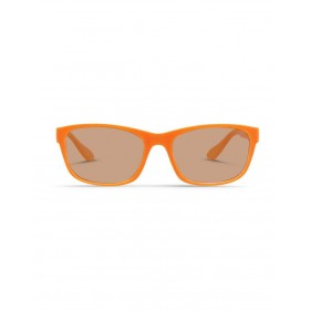 Dresden Vision Womens Tangerine UV Protected Polarised Sunglasses with Brown Tint VXDKPRX -