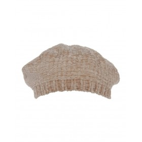 Miss Shop Women's Chenille Beret On Sale YJQQFEO -