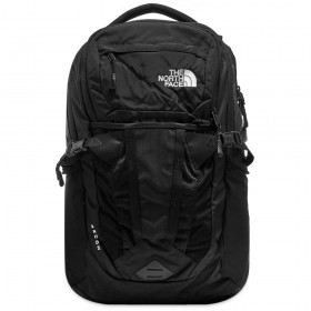 Women The North Face Recon Backpack Black Carnival DLNG774