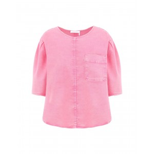 Denim shirts SEE BY CHLOÉ Women's Pink At Target CPVGXDX
