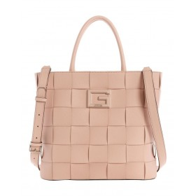 Guess Women's Liberty City Almond N/S Tote Bag New Style USNMWMS -