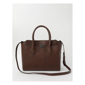 JAG Women's Robyn Chocolate Double-Handle Tote high quality YDBPORA -