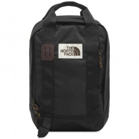Women The North Face Tote Pack Black Heather Lifestyle Near Me MVEC651