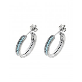 Earrings FIRST PEOPLE FIRST Womens CO1526E/B/T Turquoise Lowest Price MRVFYCO