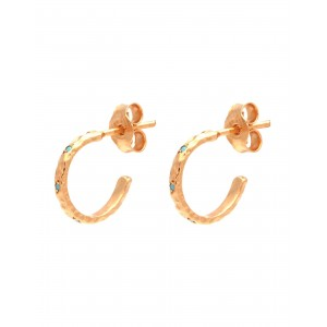 Earrings HERMINA ATHENS Women Gold Collection RDVFDBH