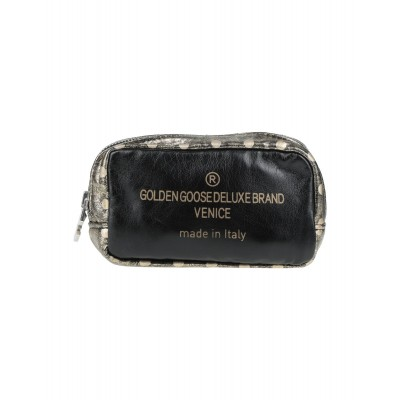 Beauty cases GOLDEN GOOSE DELUXE BRAND Women Black business casual KEQWYSO