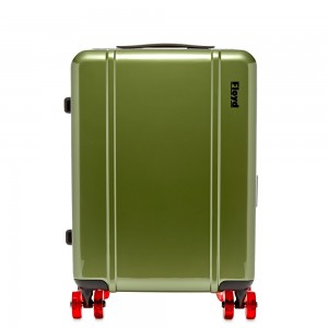 Womens Floyd Cabin Luggage Vegas Green For Wide Feet Trends 2021 MXOO890