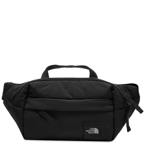 Women The North Face City Voyager Lumbar Pack Black Lifestyle Cheap FBVW899