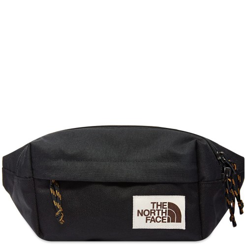 Women The North Face Lumbar Pack Black, Heather Everyday NVBQ368