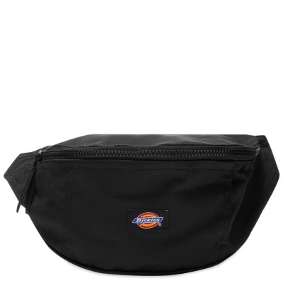 Womens Dickies Blanchard Waist Bag Black For Working Out 2021 New IKKC672