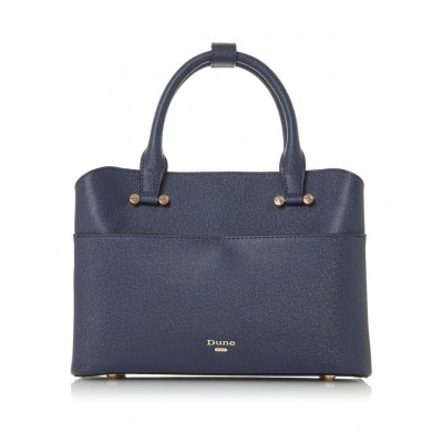 Dune London Womens Dinidaring - Navy on style QVZWYWX -