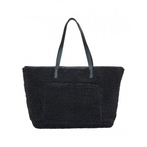 French Connection Women's Teddy Tote Bag Hot Sale MHFXRVQ -