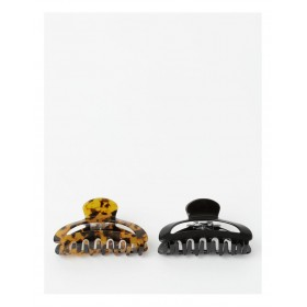 Piper Women's Large Claw Clip 2Pk Hair Accessory RBIJNLV -