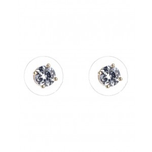 Gregory Ladner Women's CZ Stud Earrings The Most Popular CHXISLY -